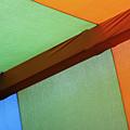 Tri Color Minimal  by Prakash Ghai
