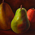 Tri Pear by Shannon Grissom