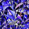 Triangulate by Ron Bissett