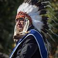 Tribal Elder by Martin Gollery