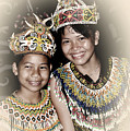 Tribal Girls by Charuhas Images