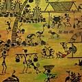 Tribals I by Ivy Sharma