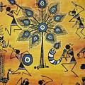 Tribals II by Ivy Sharma