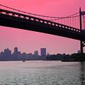 Triborough Bridge From Astoria Park by Christina Martinez