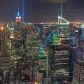 Tribute In Light Iv by Clarence Holmes