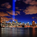 Tribute In Light by Rick Berk
