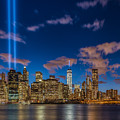 Tribute In Lights New York City by Alissa Beth Photography