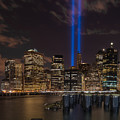 Tribute In Lights Manhattan by Alissa Beth Photography