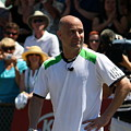Tribute To Agassi by Anne Babineau