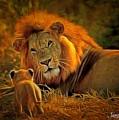 Tribute To Cecil by Leonardo Digenio