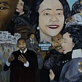 Tribute To Dr Martin Luther King Jr by Angelo Thomas
