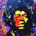 Tribute To Jimi Hendrix by Neal Barbosa