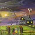 Trick Or Treat by Dave Farrow