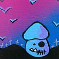 Tricky Zombie Mushroom by Jera Sky