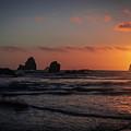 Trinidad Sunset by Jillian Butolph