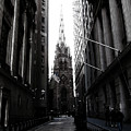 Trinity Church New York City by Don Gronczewski