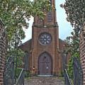 Trinity Episcopal Church by Gene Myers