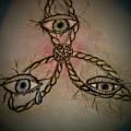 Trinity Eyes by Valerie Mayze