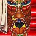 Trinity Mother by Malik Seneferu