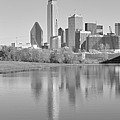 Trinity River Panorama by Frozen in Time Fine Art Photography