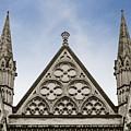 Trio At Westminster by Christi Kraft