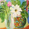 Trio Of Vases by Karen Fields