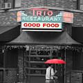 Trio Restaurant by Jost Houk