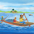 Trip To Lake Kivu In Congo by Emmanuel Baliyanga