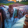 Triple Falls Cascades by Inge Johnsson