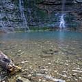 Triple Falls Log H by Dylan Punke