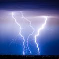 Triple Lightning by James BO  Insogna