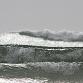 Triple Wave Action by Holly Ethan