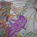 Trippin The Light Fandango by Carol Frances Arthur