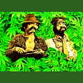 Trippin With Cheech And Chong by Pd