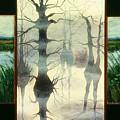Triptych by Helen O Hara
