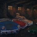Triumph Garage by William Bezik