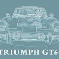 Triumph Gt6 Plus by Edward Fielding