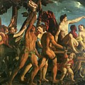 Triumph Of Bacchus 1514 by Dossi Dosso