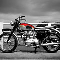 Triumph Trophy Tr6 1962 by Mark Rogan