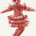Trobriand Islands Dancer by Judith Kunzle