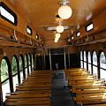 Trolley Interior by Art Spectrum