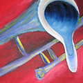 Trombone by Michael Mooney
