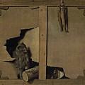 Trompe-l'oeil by Louis Leopold Boilly