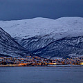 Tromso Seafront by Mark Llewellyn