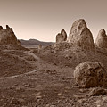 Trona Landscape by Steve Gadomski