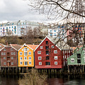 Trondheim Colors by Suzanne Luft