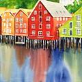 Trondheim by Karen Stark