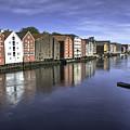 Trondheim Norway by Alan Toepfer