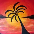 Tropic Of Palms by Vivi Li