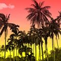 Tropical 9 by Mark Ashkenazi